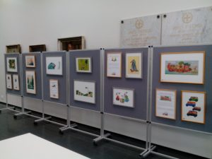 Lastekirjataiteen aarteita Finncon 2016