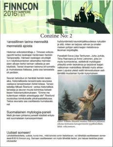 Conzine 2 kansi