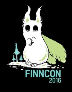 "Finncon 2016 shirt picture by Taina ""Myrntai"" Koskinen"